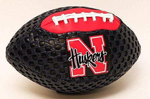 Nebraska Cornhuskers Fun Gripper 8.5 Football NCAA By: Saturnian I