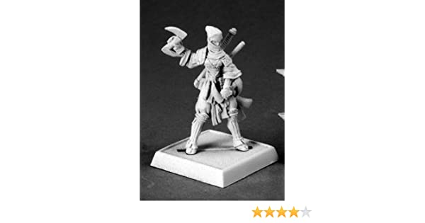 Reiko Ninja Pathfinder Reaper Miniature 60084
