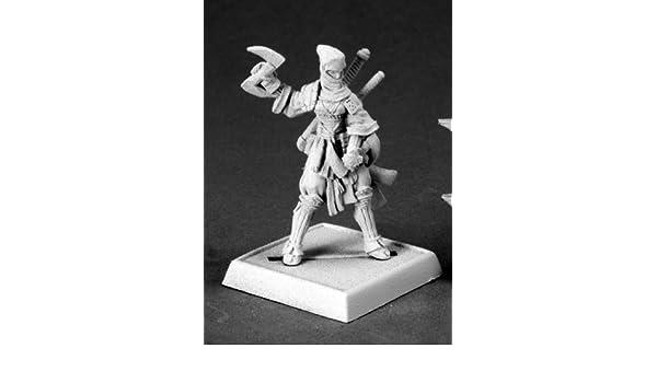 Reiko Ninja Pathfinder Reaper Miniature 60084 by Reaper ...