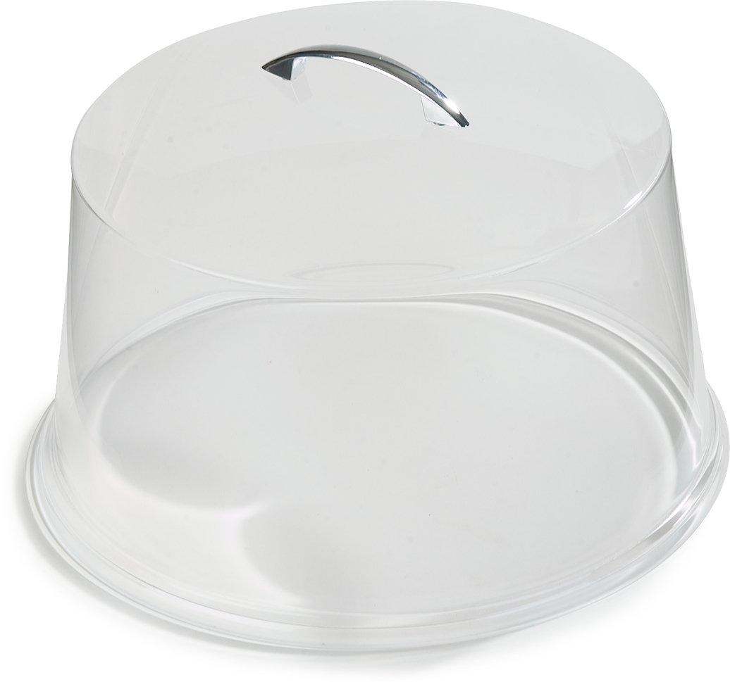 12 Carlisle 251207 Shatterproof Cake Cover Clear