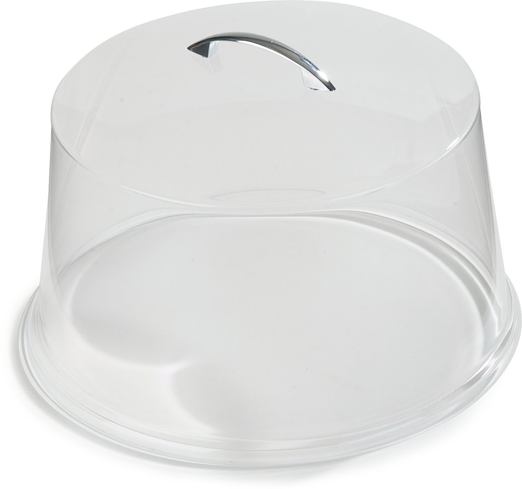 Carlisle 251207 Shatterproof 12'' Cake Cover / Dome, 6'' High (Pack of 6) by Carlisle (Image #5)