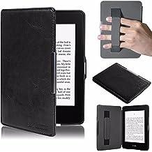 Case Capa Kindle 8a Geração WB Auto Liga/Desliga - Hands Free Preta