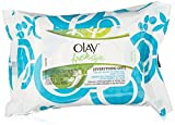 Olay Fresh Effects Everything Off Deluxe Make-Up Removal Wet Cloths 25 cloths per pack by Olay