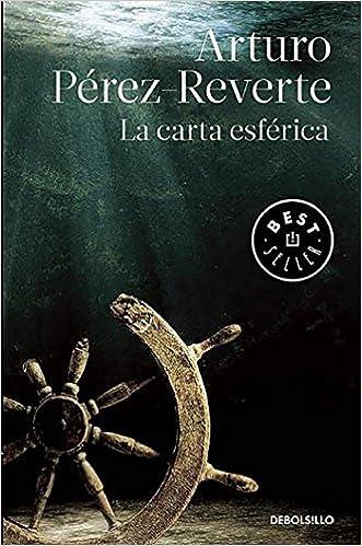 Book's Cover of La carta esférica (Best Seller) (Español) Tapa blanda – 21 mayo 2015