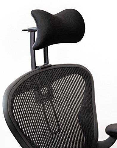 Four Pack Atlas Headrest Designed for the Herman Miller Aero