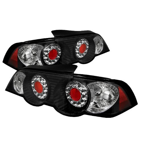 Spyder Acura RSX 02-04 Altezza LED Tail Lights - (Arsx02 Led)