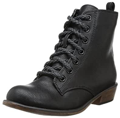Dirty Laundry Women's Preview Bootie,Black,5 M US