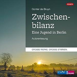 Zwischenbilanz: Eine Jugend in Berlin Hörbuch