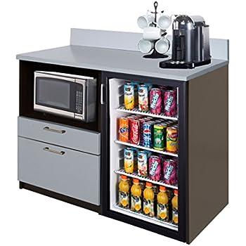 Amazon.com : Break Room Lunch Room Furniture Cabinets ...