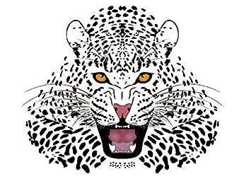 tatuaje de leopardo tatuaje tatuaje falso tatuaje fiesta tatuaje ...