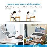 Laptop Stand, Boyata Laptop Holder, Multi-Angle