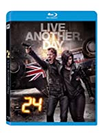 24: Live Another Day Blu-ray from 20th Century Fox
