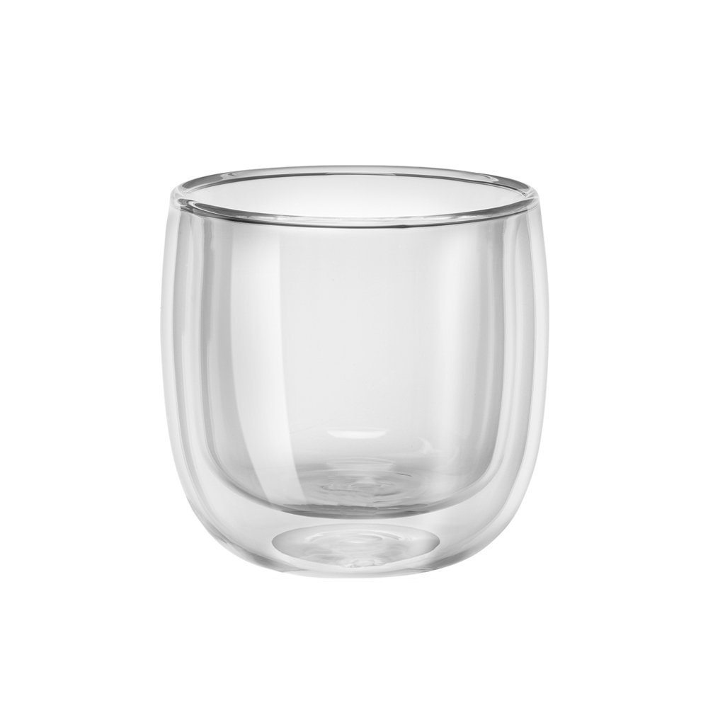 ZWILLING Sorrento 2-pc Double-Wall Glass Tea Cup Set