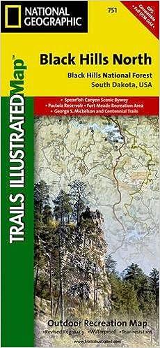 Black Hills, Northeast: National Geographic Trails ...