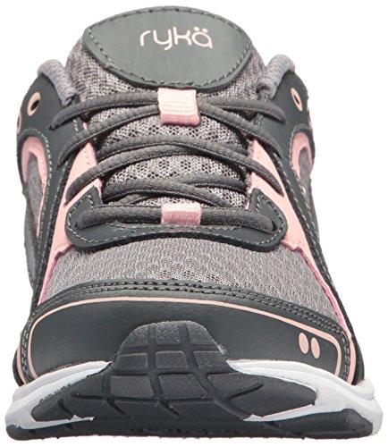 Grey Women's Rose Ryka Aries Shoe Walking 6Iw6dPq
