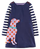 Fiream-Girls-Cotton-Long-Sleeve-Dress