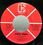 Earth Opera Home To You / Alfie Finney 45 rpm single
