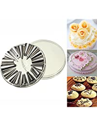 Favor 16Pcs Cupcake Cake Icing Piping Nozzles Pastry Tip Decorating Tool discount
