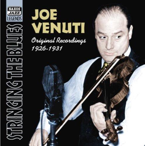 Violinist Joe Venuti