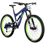 "Diamondback Bicycles Mission 1 Complete All Mountain Full Suspension 27.5"" Bike"