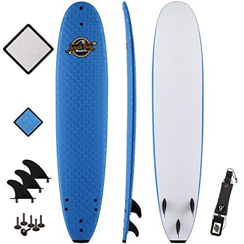 8'8 Beginner Foam Surfboard - Premium Soft Top Surfboards - The 8'8 Heritage