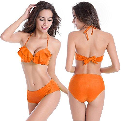 KRY - Conjunto - para mujer Bleu - Orange