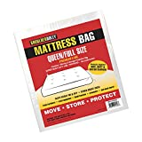 Mattress Bag (Queen, 4Mil) from Shoulder Dolly - Heavy Duty Mattress Bags for Storage and Moving – Protect Your Mattress – M2030