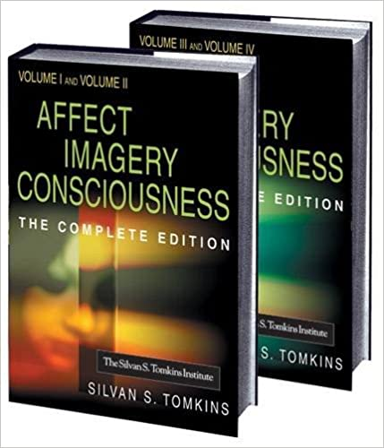 Read online Affect Imagery Consciousness: The Complete Edition: (v. 1 - v.4) PDF