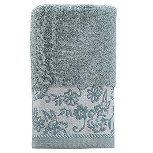 Iuhan  Towel, 1PC Wisteria Flowers Patterns Bathroom Face Towel Soft Cotton 13.8
