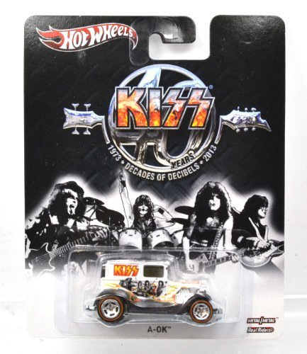 kiss hot wheels - 4