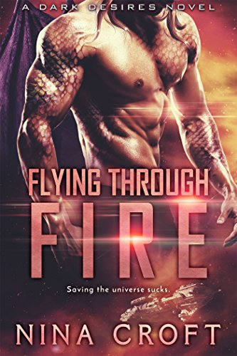 Flying Through Fire by Nina Croft