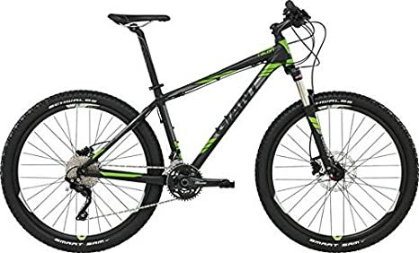 GIANT Talon 1 Ltd – 27, 5 Pulgadas Mountain Bike Negro/Verde ...