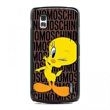Nueva carcasa diseños lindos, Google Nexus 4 caso, Moschino ...