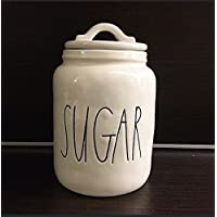 Rae Dunn Inspired Sugar Vinyl Decal Sticker Label For Canisters