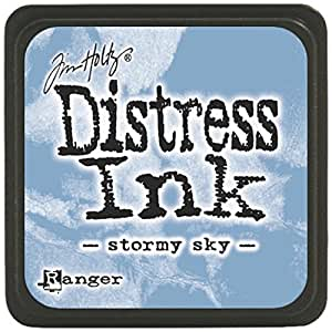 Ranger Tim Holtz Distress Ink Pads, Mini, Stormy Sky