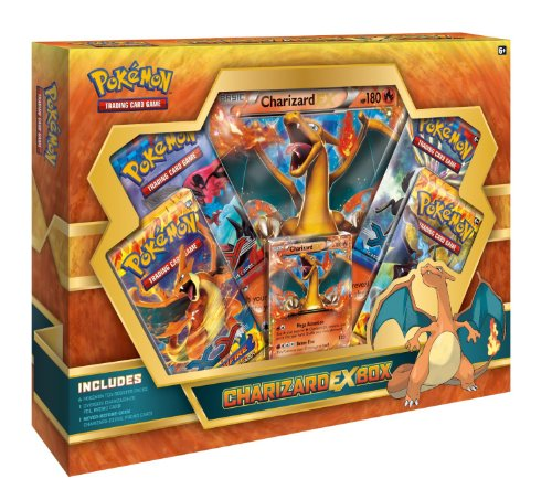 Charizard Ex Box (Pokemon: TCG)