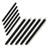 Graphic Drawing Pad Standard Replacement Black Stylus for Wacom Bamboo Intuos Cintiq Tablet Pen (Pack of 30)