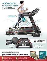 Sportstech F37 - Cinta de correr profesional, eléctrica, plegable ...