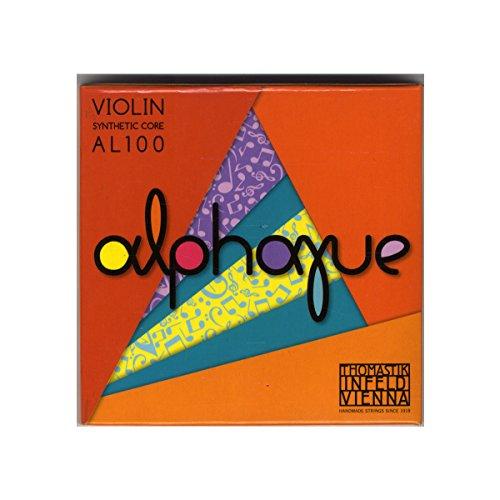 Thomastik Alphayue Series Violin String Set 4/4 Size