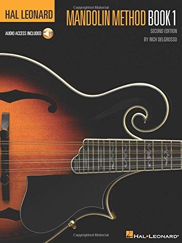 Hal Leonard Mandolin Method - Book 1 Paperback – Oct 1 1996 Rich DelGrosso 0793568781 Music & Dance Musique
