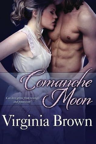 book cover of Comanche Moon