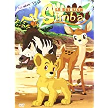 Le Roi Lion Simba - Partie 1 - Coffret 4 DVD - La Série