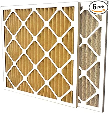 US Home Filter SC60-10X10X1-6 10x10x1 Merv 11 Pleated Air Filter 10 x 10 x 1 10 x 10 x 1 Midwest Supply Inc 6-Pack