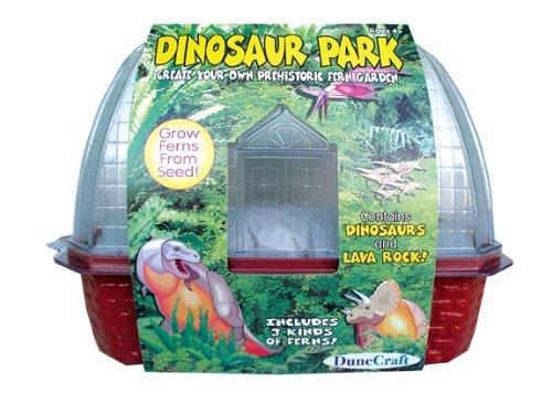 - DuneCraft Windowsill Greenhouses Dinosaur Park
