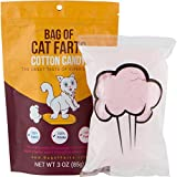 Bag of Cat Farts Cotton Candy Funny Unique Gag Gift for...