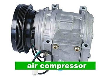 GOWE compresor de aire para Komatsu excavadora piezas de repuesto, 10 Pa 15 C Compresor De Aire: Amazon.es: Bricolaje y herramientas