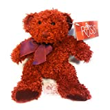 Russ Sizzles Red Bear [Toy]