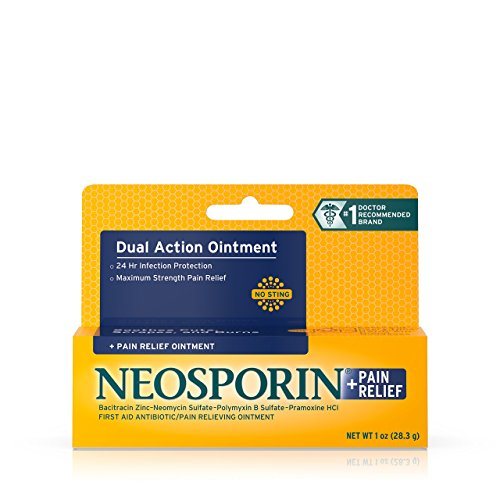Neosporin Pain Relief Action Ointment product image