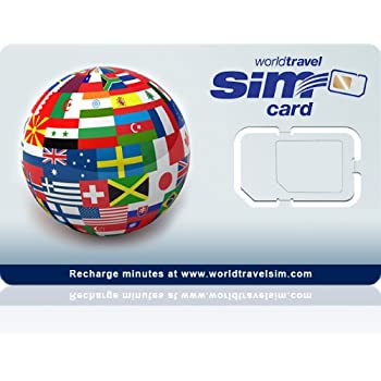 Europe prepaid SIM card $10.00 airtime credit