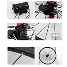 Demo 1PCS pink 20 led 2 modes Wheel Steel Wire led light Bike Wheel Brightz Waterproof LED Bicycle Safety Light Lightweight Accessory/LED Bicycle Safety Light Lightweight Fashion Accessory/LED 20LED Waterproof Bike Mountain Bike Bicycle Racing Cycling Bicycle Safety Light Lightweight Accessory,make your wheels glow with a circle of spinning light,Bicycle spoke lights (1PCS pink)